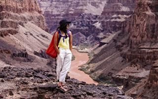 涼鞋潮設計 織帶流露美國大峽谷風貌
