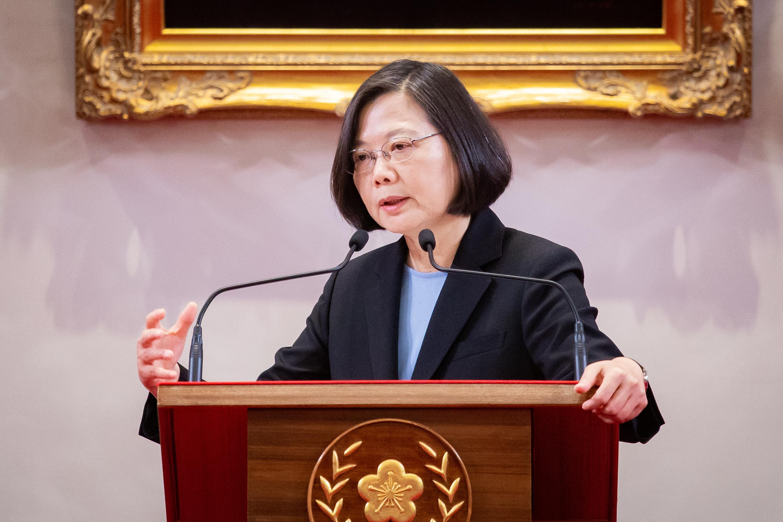 中共統戰滲透 蔡英文:儘速完備反制機制