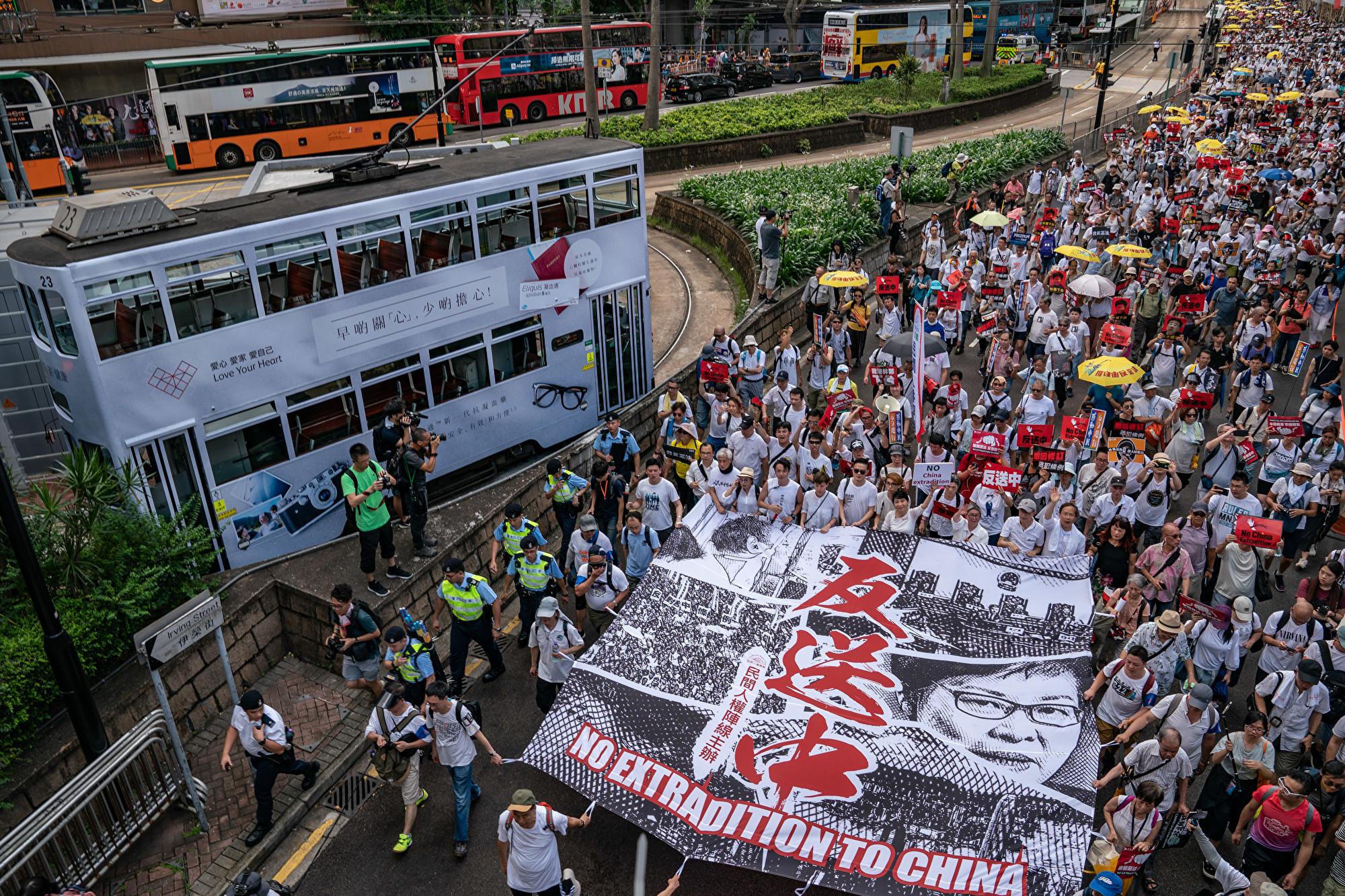 北京否認令香港修例 大律師籲林鄭引咎辭職