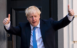 英国新首相 对华为和香港问题持强硬立场