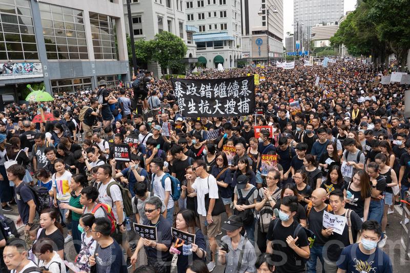 美參議院建議修例 制裁侵犯人權的香港官員