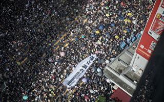 无领袖主持 香港反送中运动模式引关注