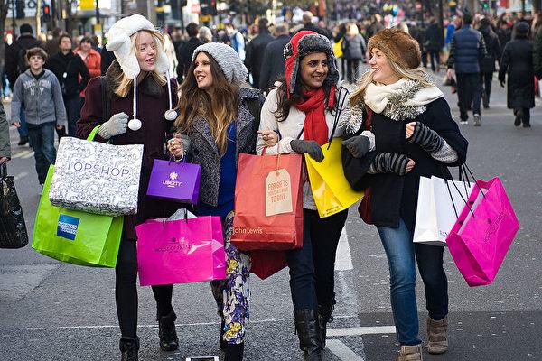 今年的圣诞新年购物有何大不同