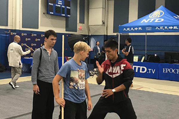 武術大賽同台展現傳統武術 選手震撼