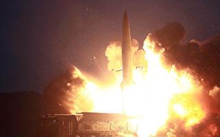 朝鲜发射两枚导弹当天 高级将领访华
