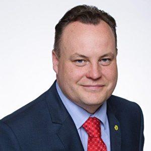 英國議員克里斯·斯蒂芬斯(Chris Stephens)。(議員Chris Stephens官網)