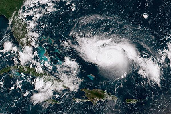 颶風多里安增至4級 佛州喬州進入緊急狀態