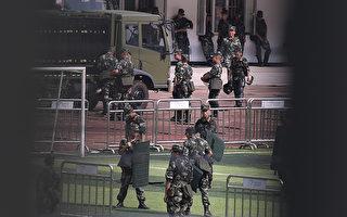 香港危机牵动中共武力攻台? 军事专家解析