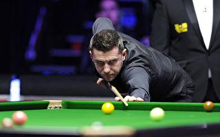英格兰36岁斯诺克名将马克·塞尔比(Mark Selby)
