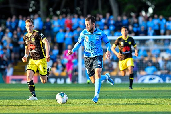 悉尼足球俱樂部(Sydney FC)