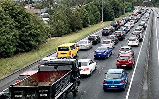 墨爾本哪些城區交通最擁堵