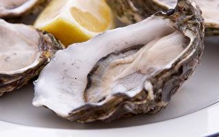 牡蠣含豐富營養,其中鋅元素的含量很突出。(Shutterstock)
