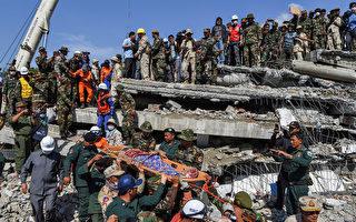 柬埔寨施工飯店倒塌 至少36死23傷