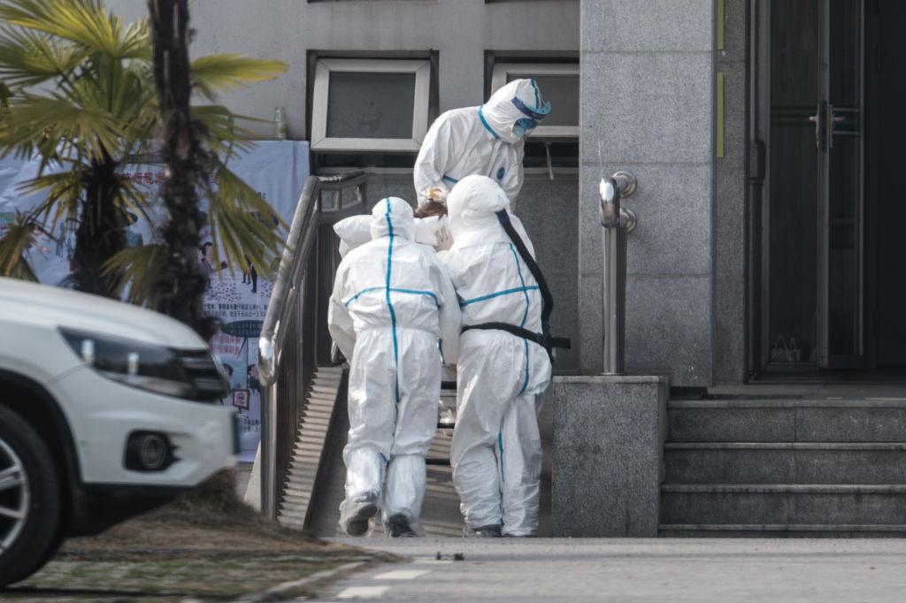 知情人:中共肺炎長沙蔓延 遠比官方報導嚴重