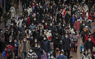 英科學家:每名武漢肺炎病人會傳染2至3人