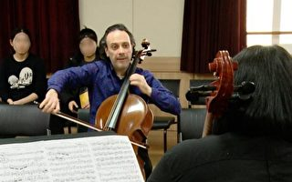 著名音乐教授和韩国音乐生在济州的师生之缘