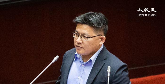 徐永明遭停職 時代力量推舉邱顯智代理黨主席