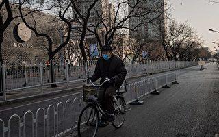 武漢肺炎肆虐 中國逾半數人口行動受限