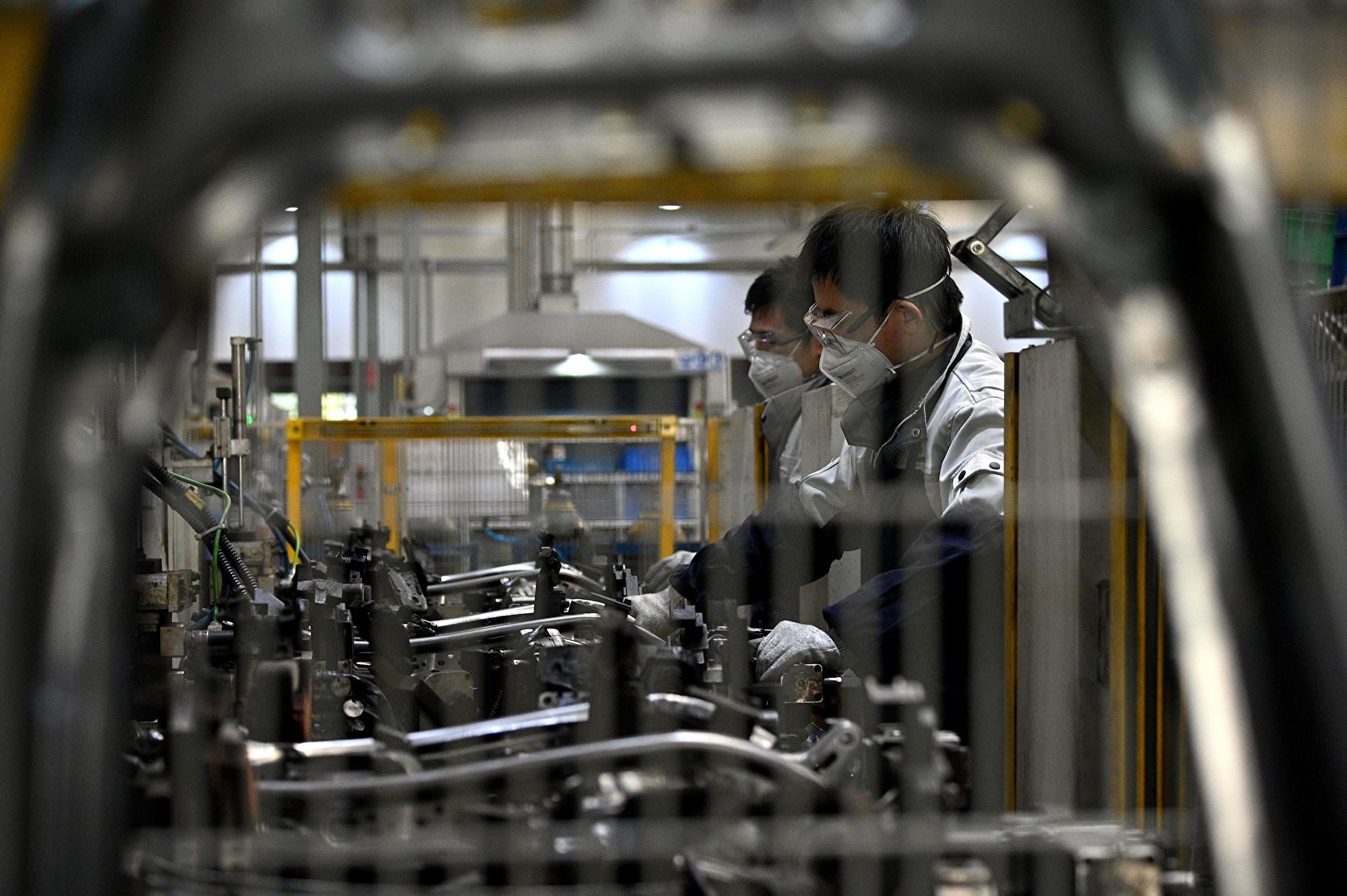 中共肺炎疫情或令商界加速放棄「中國製造」