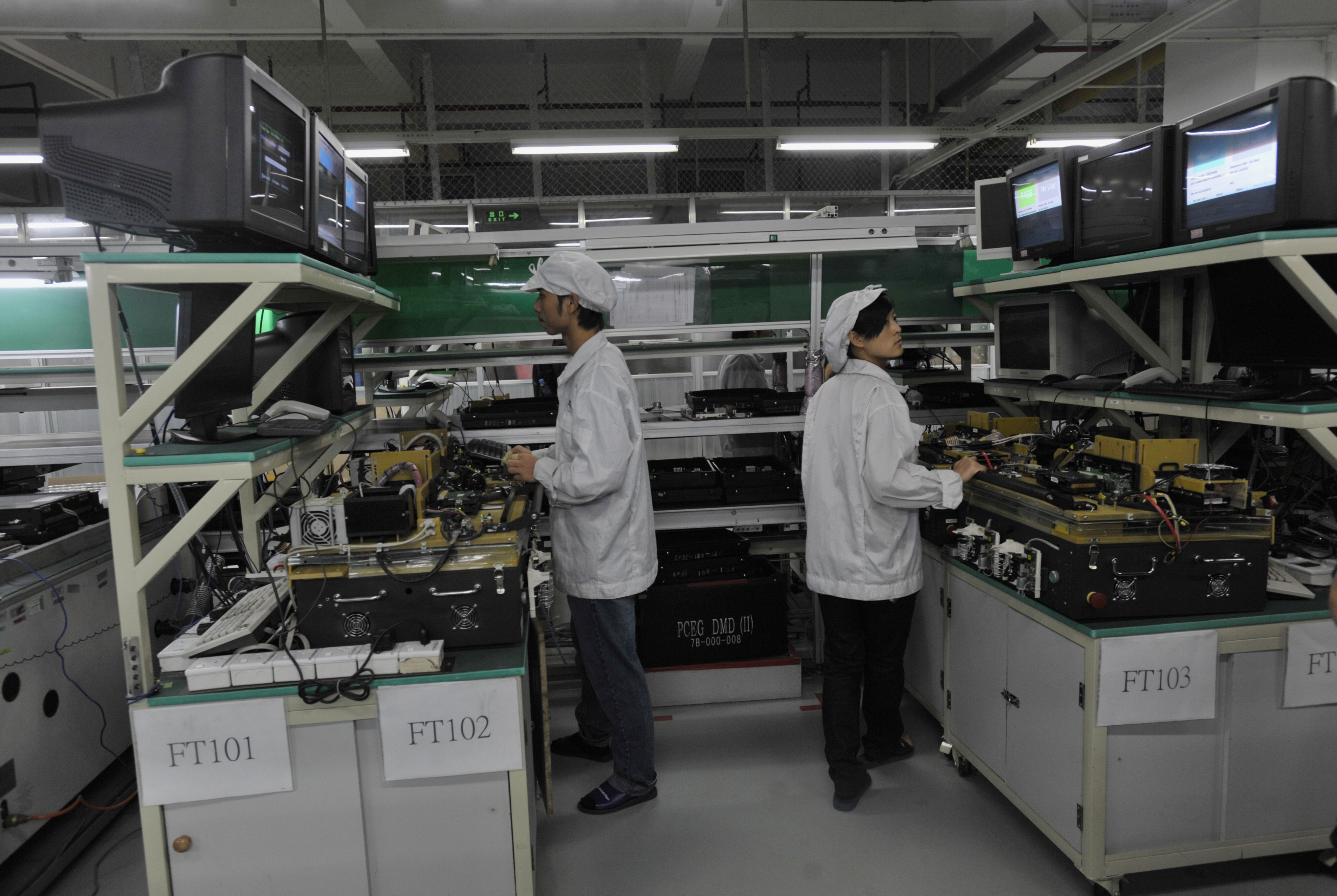 大陸中小企業32%復工 業界:80%工廠或倒閉