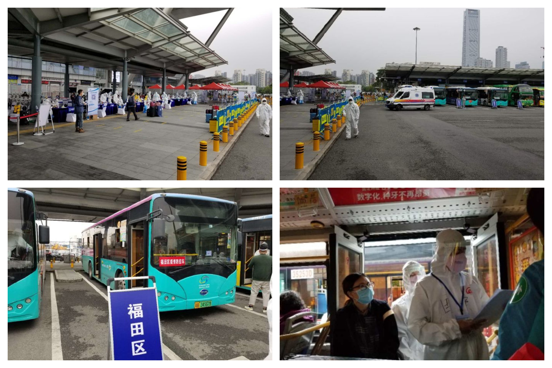 從香港入境深圳 旅客遭國保堵車門繳費