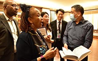 推动国际教育有成 贝里斯大使参访明道大学