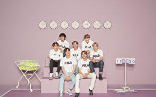 BTS代言運動品牌 慶祝「七個人的第七年」
