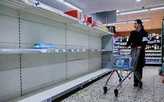 中共病毒全球延燒 會否導致食品危機引關注