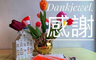 台灣貼心贈荷蘭「橘色口罩」 網友讚:客製太有誠意!