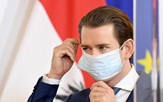 组图:疫情肆虐 欧洲人戴上口罩防疫