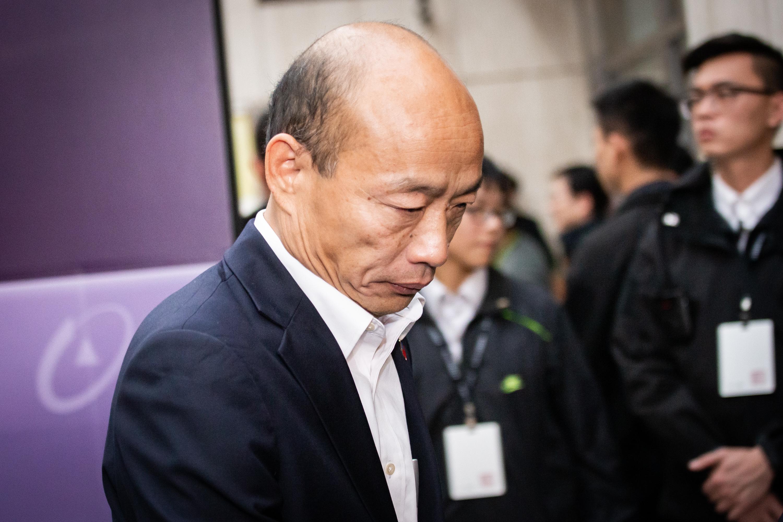 外媒記者眼中韓國瑜的高雄政治起伏