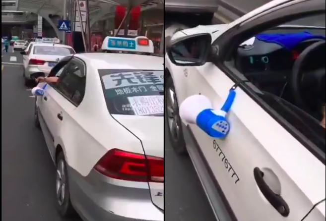 【現場影片】疫情下生意慘澹 蘇州的哥減價攬客
