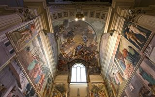 畫家的臨摹聖地——意大利布蘭卡契小堂