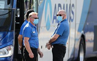 新州政府被促让公交乘客戴口罩