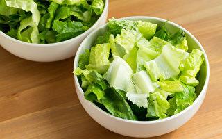 生菜是中西医都推崇的减肥食物,能清热解毒、瘦身养胃。(Shutterstock)