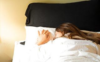 要想睡好不生病,你一定别做9件事。(Shutterstock)