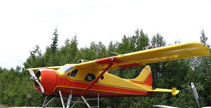 兩飛機阿拉斯加相撞 7人遇難 包括州議員