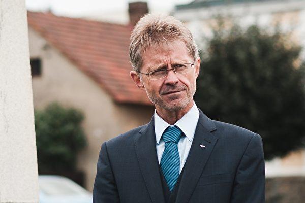 捷克參議長訪台 盼能啟發其它歐洲國家