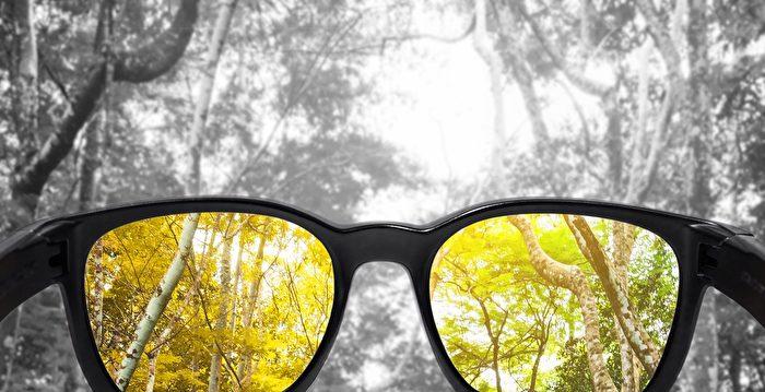 新型眼鏡助色盲患者辨識不同顏色