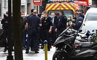 巴黎持刀攻擊事件 至少4傷 一嫌犯被抓