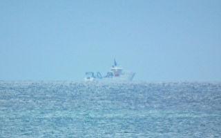 台灣海軍軍艦嚴密監控 共軍情報船南移後消失