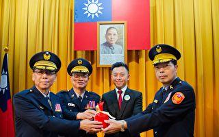 新竹市警局长交接 新局长李安淳接下维安重任