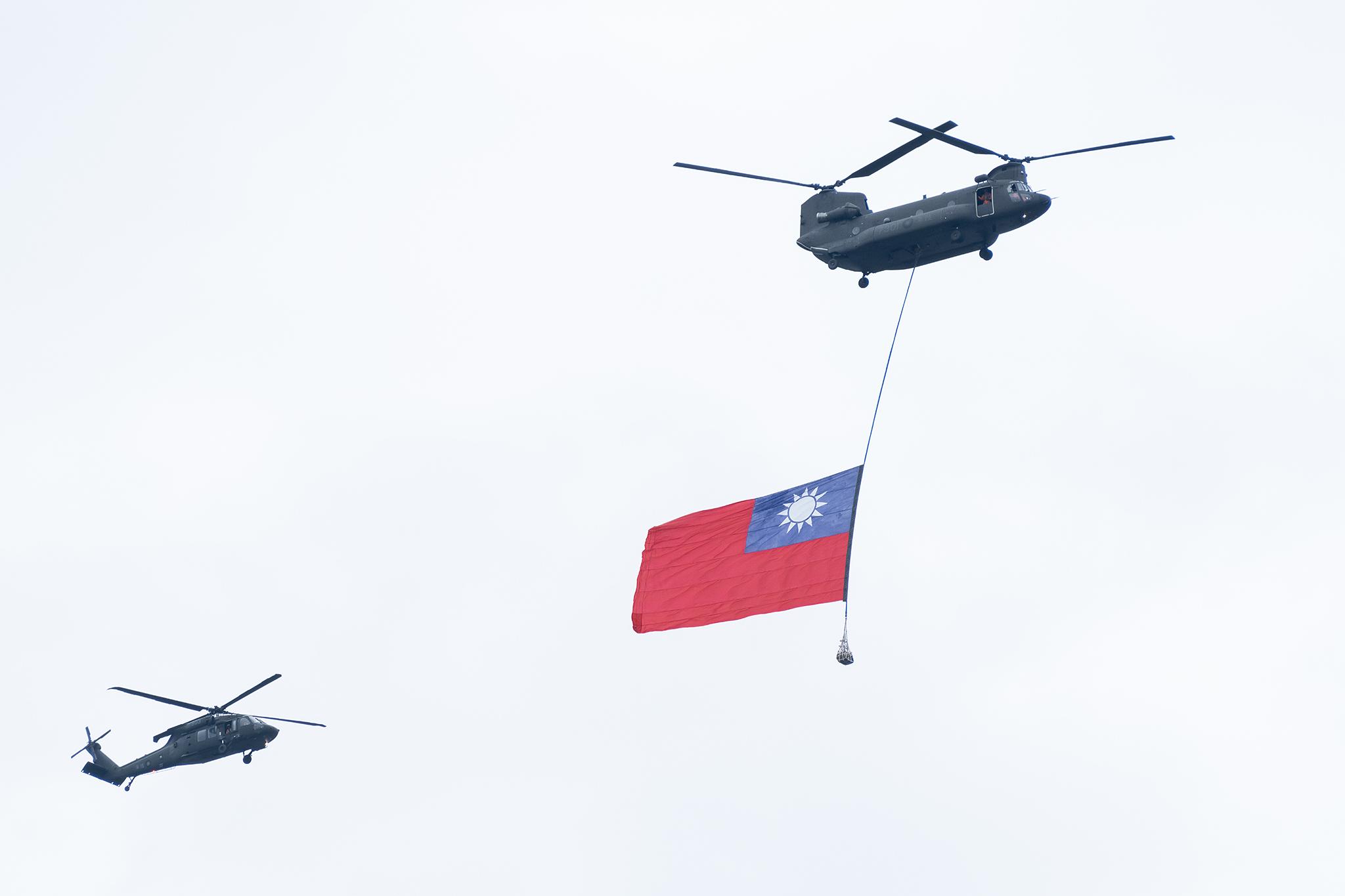 【組圖】109年中華民國國慶大會活動演出精彩奪目
