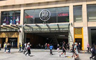 阿市中央商務區消費增加 人流升至疫後最高水平
