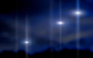 日本出現「UFO空戰」畫面 多個追趕一個