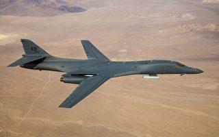 外挂导弹成功 美B1B未来可携高超音速导弹
