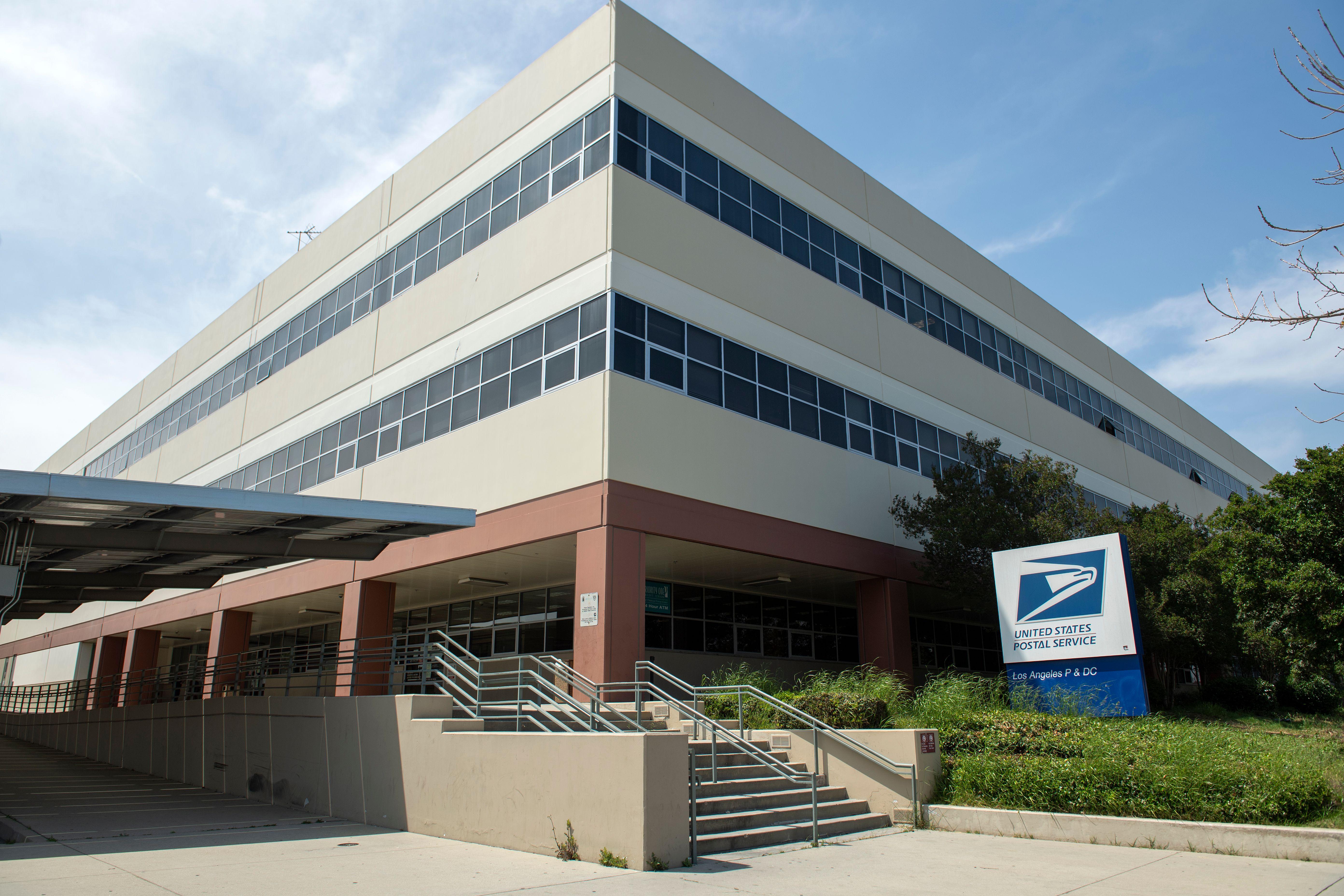 美國郵政局招聘節日員工