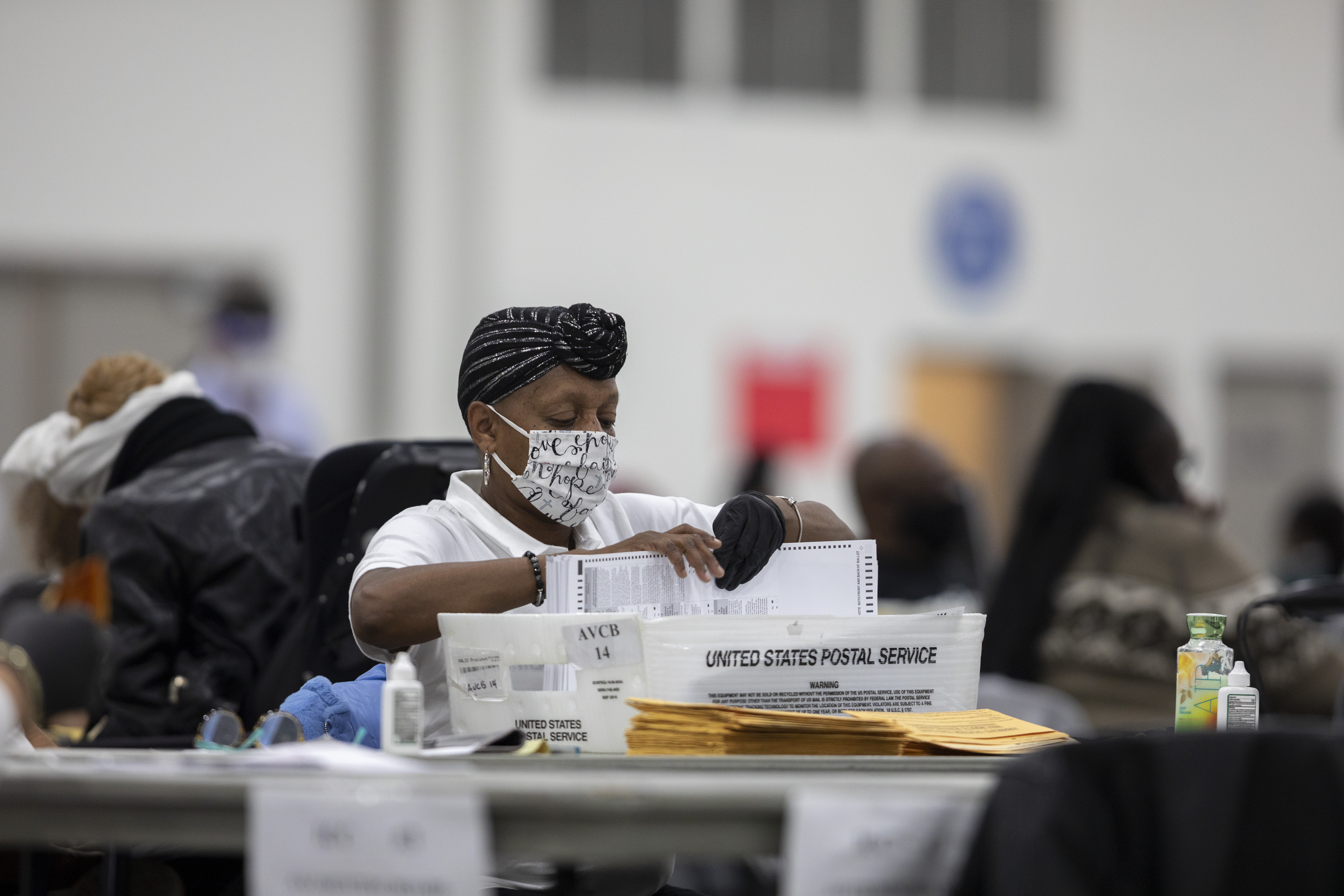 美智囊主任:賓州密歇根等州有選舉欺詐歷史