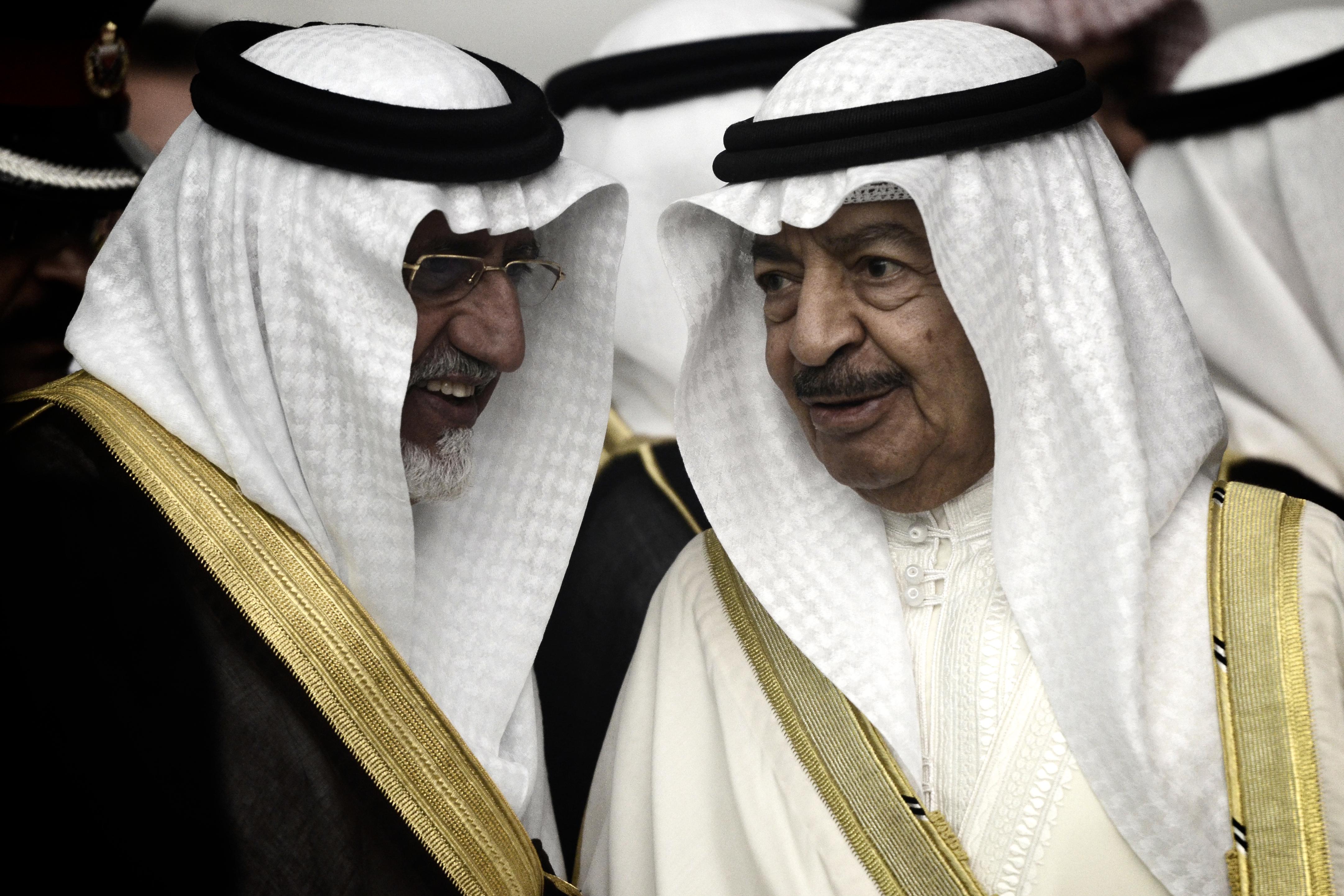 任職近50年 巴林首相阿勒哈利法在美逝世