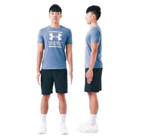 所有運動姿勢都是從最根本的姿勢——站姿發展出來的。圖為正確站姿。(日日幸福提供)